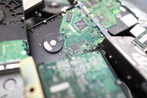 Sierra Shred hard drive destruction service
